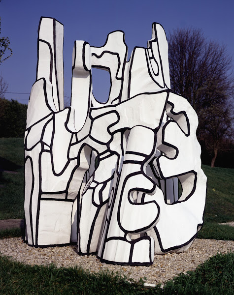 Jean Dubuffet, Monument à la bête debout (1969-1983) Coll. Fondation Dubuffet, Paris ©2017 Fondation Dubuffet, Paris / Pictoright, Netherlands